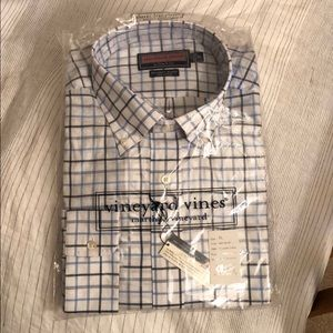 Vineyard vines Bowside Check shirt XL